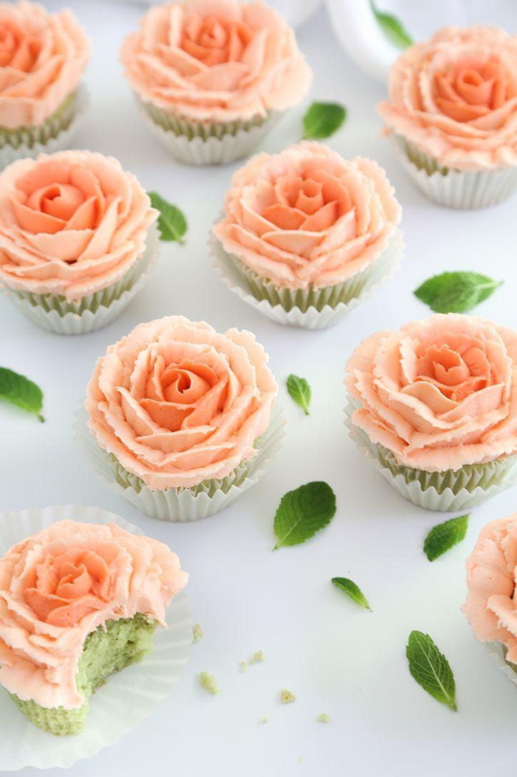 Kentucky Butter Cake Cupcakes