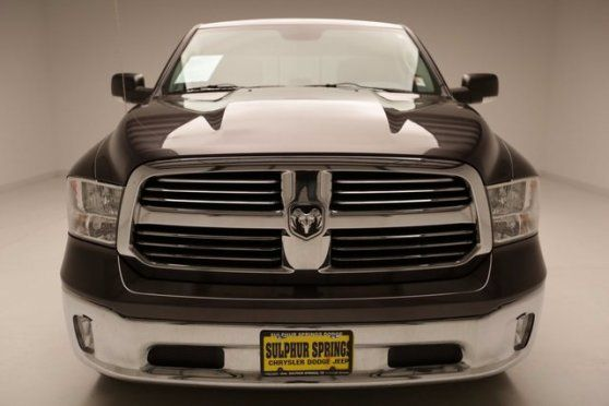 2014 Ram 1500 Big Horn Crew Cab 4X4 1C6RR7LT9ES394483 | Sulphur Springs CDJR Sulphur Springs, TX