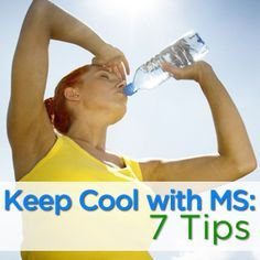 Too Hot to Handle  If you have multiple sclerosis (MS) and are taking a hot shower, spending time in the sun, or even just preparing a meal on the stove, you may find your symptoms flaring up.
