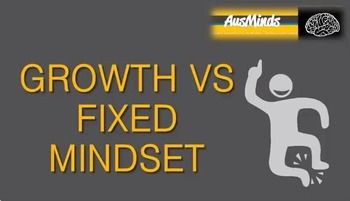 A short educational video inspired by Carol Dweck's Growth and Fixed Mindset that can easily be used by teachers or parents. If you like this video, we have 4 more AusMinds videos free for you if you subscribe to our mailing list. Go to www.ausminds.com.au and subscribe.