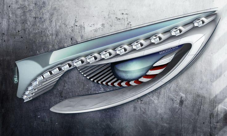 Mercedes-Benz S-Class Coupe Concept