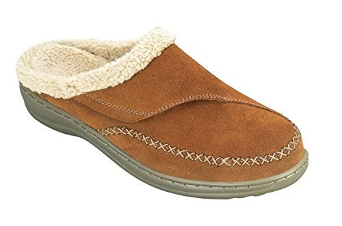 NAVY Azul FITTY Hombre EXTRA ROOM WIDE FITTY Azul SLIPPER Bota Zapatos COMFY 363f57