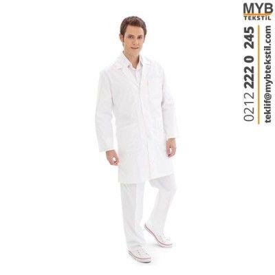 Erkek Önlüğü Hastane Kıyafeti