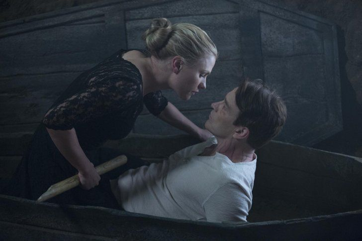 Pin for Later: The Sexiest TV Moments of 2014 True Blood It's sad but also beautiful.