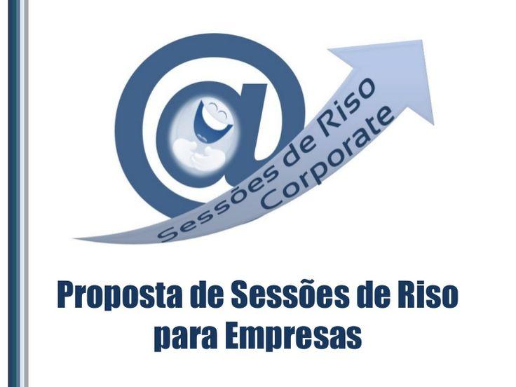 Sessões de Riso Corporate by Sabrina Tacconi via slideshare