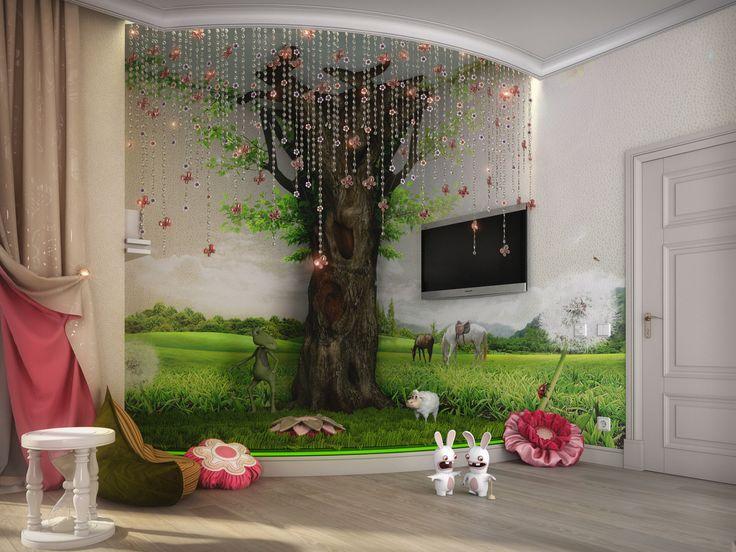 ремонт в детской комнате - Поиск в Google