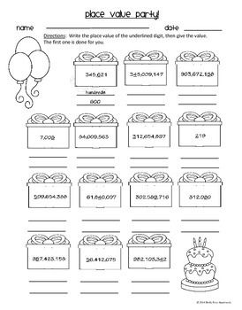1000 images about fall practicum on pinterest place values worksheets and place value worksheets. Black Bedroom Furniture Sets. Home Design Ideas