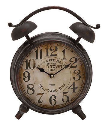 Old Fashioned Alarm Clock Google Search Uhren Und Alte