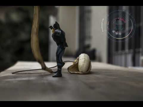 Stop Motion fun with a Banana
