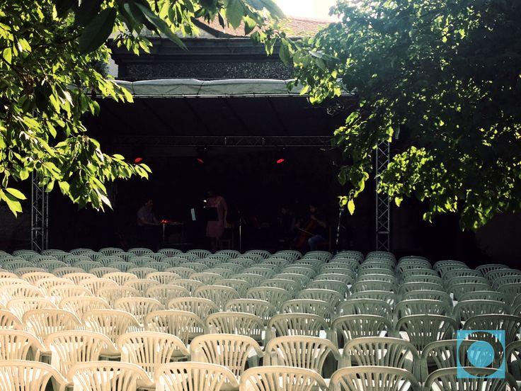 Retrospective   25th IMF Český Krumlov   MarCom by TCOA.eu   Festival Stage / Kooperativa Garden / Rehearsal - Szidi Tobias & Band