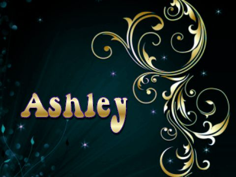 what does ashley mean