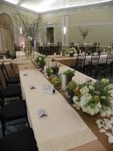 Vinoy St. Petersburg, FL Grand Ballroom.Vinoy St, Tables Scapes, Fl Grand, Grand Ballrooms, Apples Blossoms