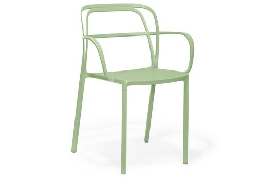 INTRIGO CHAIR from PEDRALI DESIGN: CLAUDIO DONDOLI AND MARCO POCCI  A combination of lines which twist harmoniously creating an involving, minimal silhouette. The efficient die-casting aluminium technology guarantees solidity and allows to achieve different sections for back, armrests and legs. Intrigo is an elegant seat which easily fits into very different environments. Available from SW Contracts 011 262 3521 marketing@swcontracts.co.za www.swcontracts.co.za