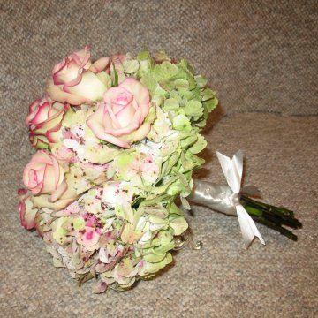 Hydrangea Wedding Bouquets | Hydrangea Bridal Bouquet