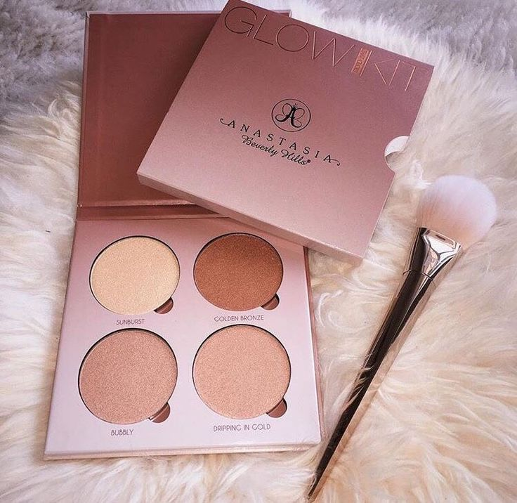 All about that highlight // Pinterest : Robsframex