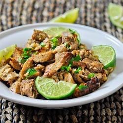 Pork Carnitas---omg i want some