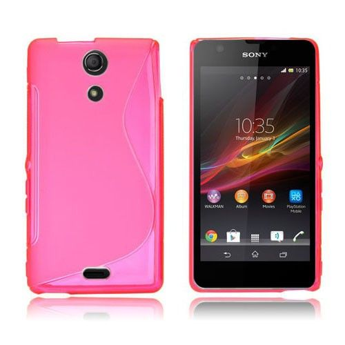 S-Line (Rosa) Sony Xperia ZR Deksel