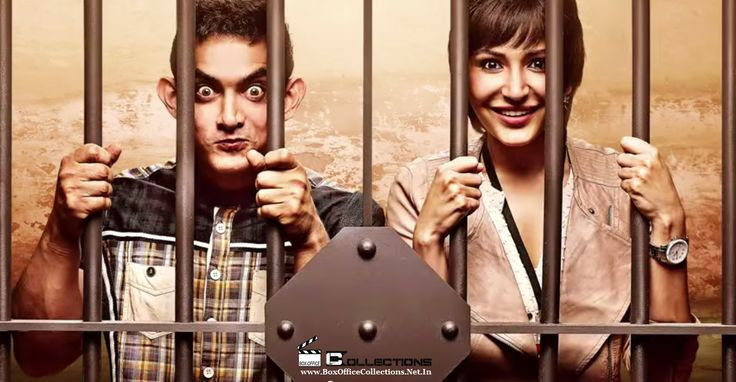Pictures - Check out Aamir Khan & Anushka Sharma different looks from the 4th Motion Posters of PK | BoxOfficeCollections