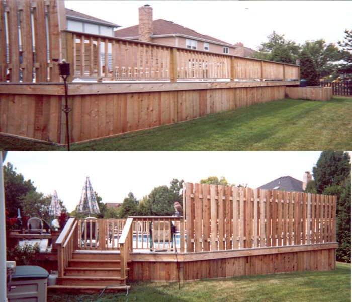 Best Pool Decking Privacy Storage Landscape Ideas Images