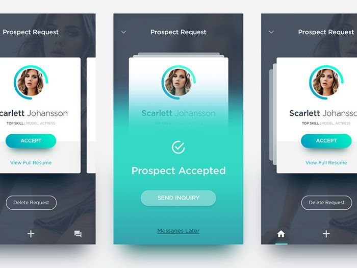 Communicate with verbs in UI design