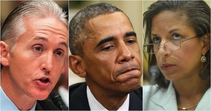 Obama's So Scared Of Trey Gowdy He Just Made Susan Rice Do The Unthinkable For Him