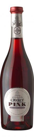 O Croft Pink apresenta uma atractiva cor rosé. No nariz dominam os aromas de framboesa e atractivas notas florais. No palato sobressaem a cereja madura e a framboesa interligado com notas de mel e toranja. Este vinho apresenta um delicioso fim de boca muito seco.