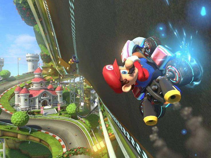 ¿Será que el clásico pero mejorado Mario Kart 8 es el mejor videojuego que salió en 2014?