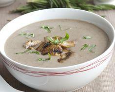 Supa crema de ciuperci dupa reteta lui Jamie Oliver - Andreea Raicu