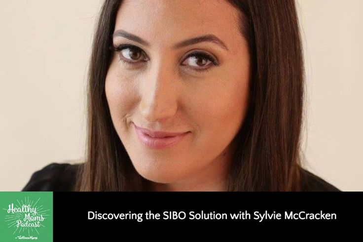 Do you have chronic, painful bloating? Listen to Sylvie McCracken explain her SIBO Solution for dealing with Small Intestine Bacterial Overgrowth.