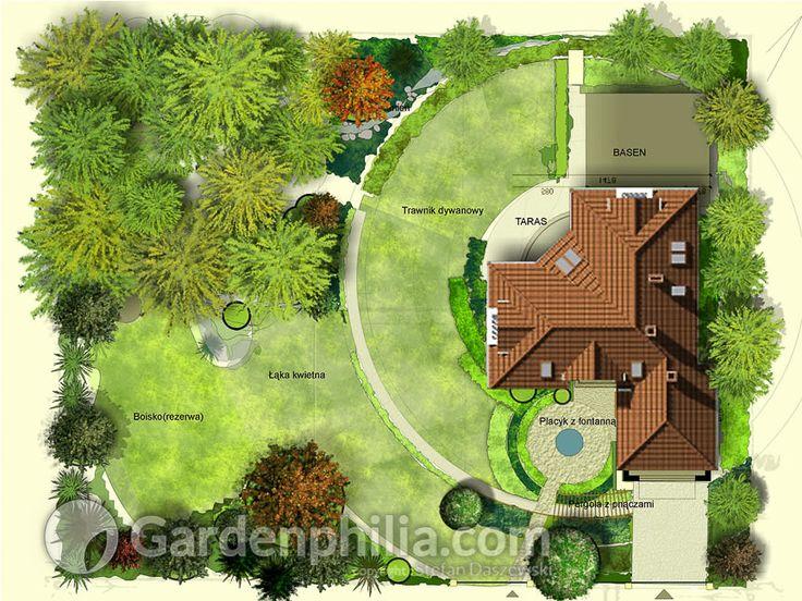 418 best projekty ogrod w images – Garden Planning Program