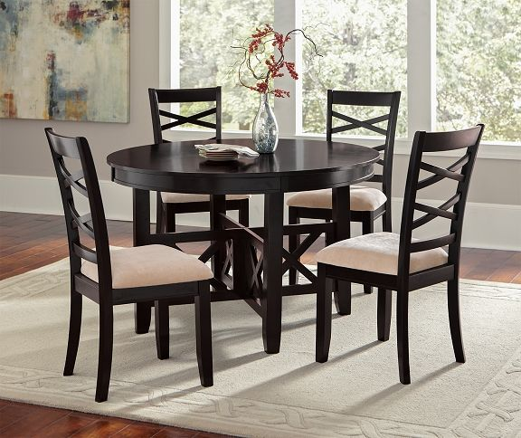 americana dining room collection value city furniture5 pc dinette