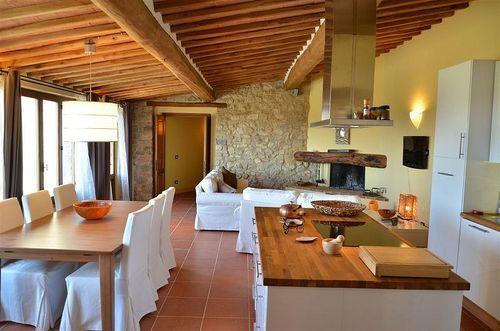 Ferienhaus in der Toskana für 4 Personen mit Pool