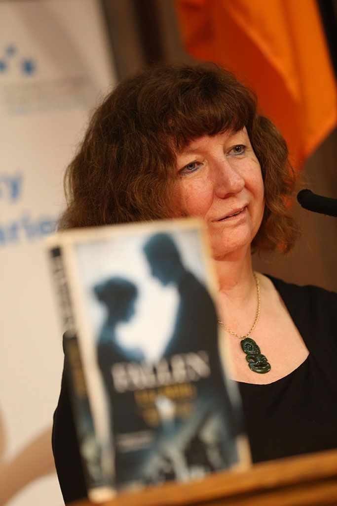 Lia Mills, author of fallen, chosen book for Dublin: One City, One Book, April 2016. Also #2cities1book in partnership with Belfast!