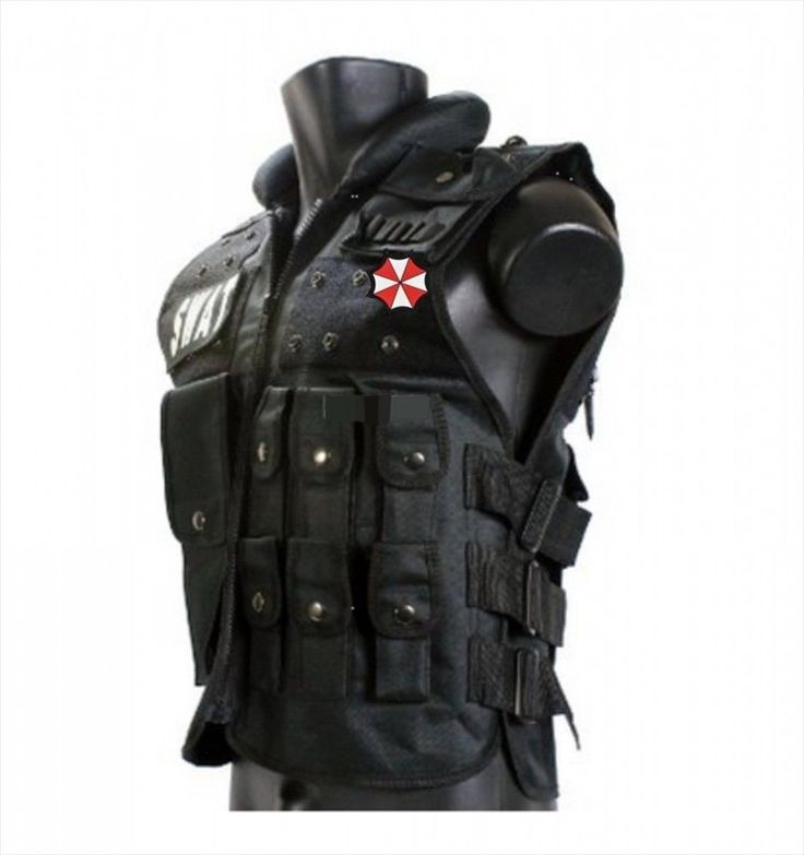 New Tactical Vest Equipment Special Forces Bullet-proof Body Armor G36 Black F/S #Shinsetsudo