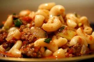 Macaroni préféré de mimiche