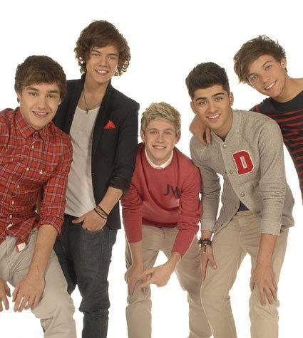 one direction :D
