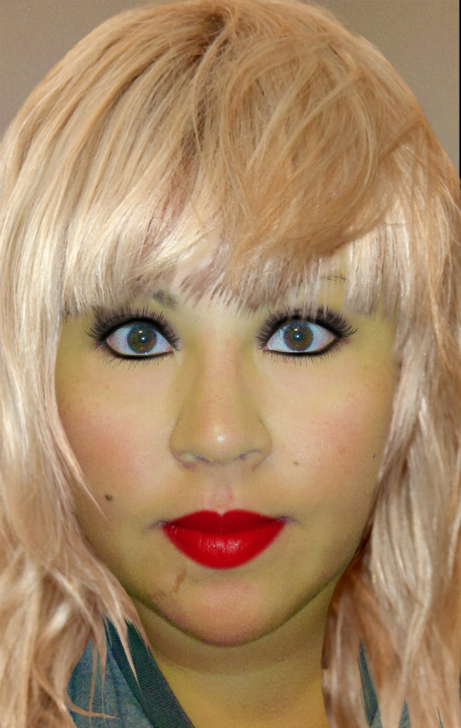 """""""wonderchick.me's Makeover"""" created using TAAZ Virtual ..."""