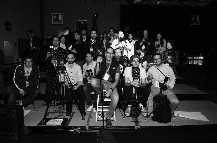 #IM60 Fotografos en pasarela edición IM 2014