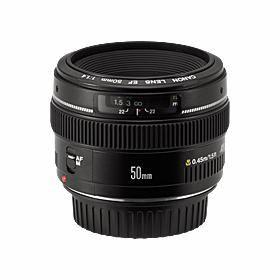Canon EF 50mm f1.4 USM Standard Lens for Canon SLR Cameras. #canon #50mm #lens #slr