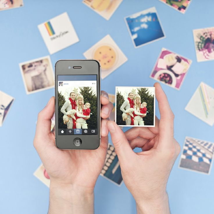 This website turns your Instagrams into magnets! Perfect stocking fillers.