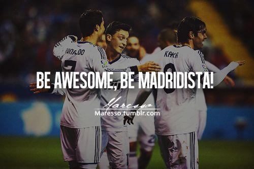 Hala Madrid! #Real #Madrid #Madridista