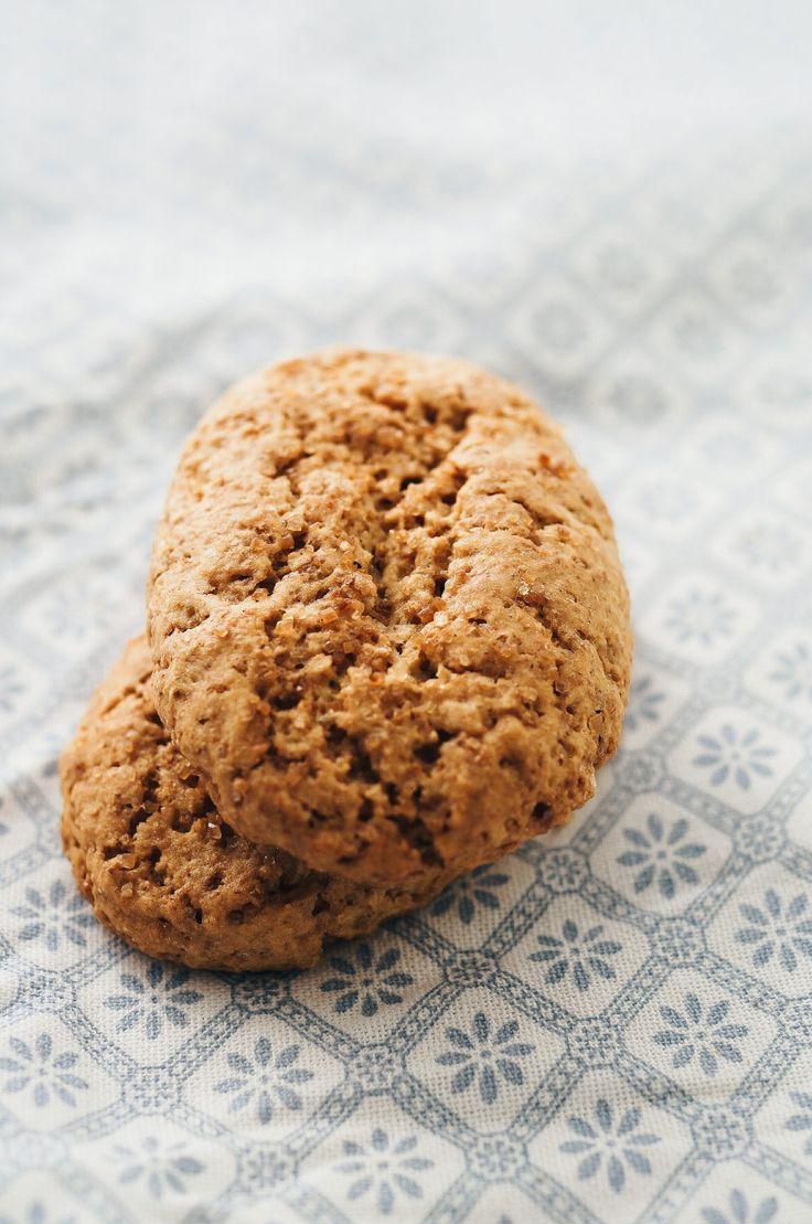 Biscotti integrali al limone - da inzuppo 7