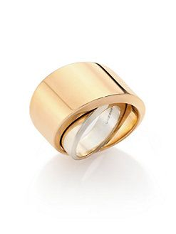 Vhernier - Tourbillon 18K Rose Gold Ring