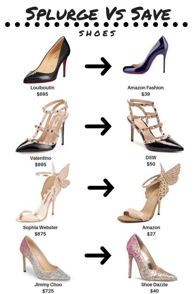 Splurge or Save: Designer Shoes - My