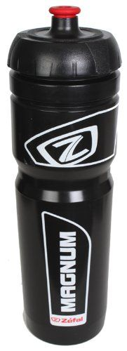 Zefal 164 Magnum 33 oz. Black Water Bottle Zefal #SportsAndOutdoors http://amzn.to/1WD5QmC