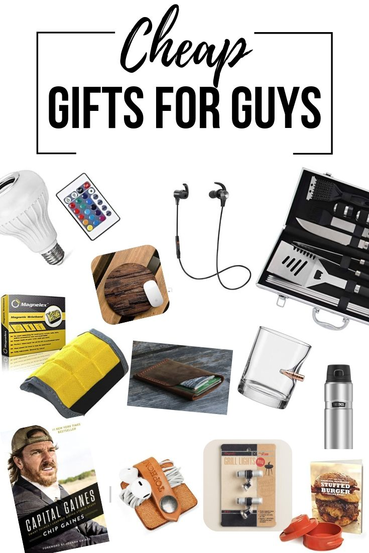 Christmas Gifts For Guys Under 25 Making Manzanita Cheap