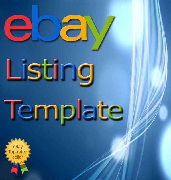 First impressions matter!  The design of your eBay listing is one of the most important aspects of your eBay business and is crucial factor for driving sales