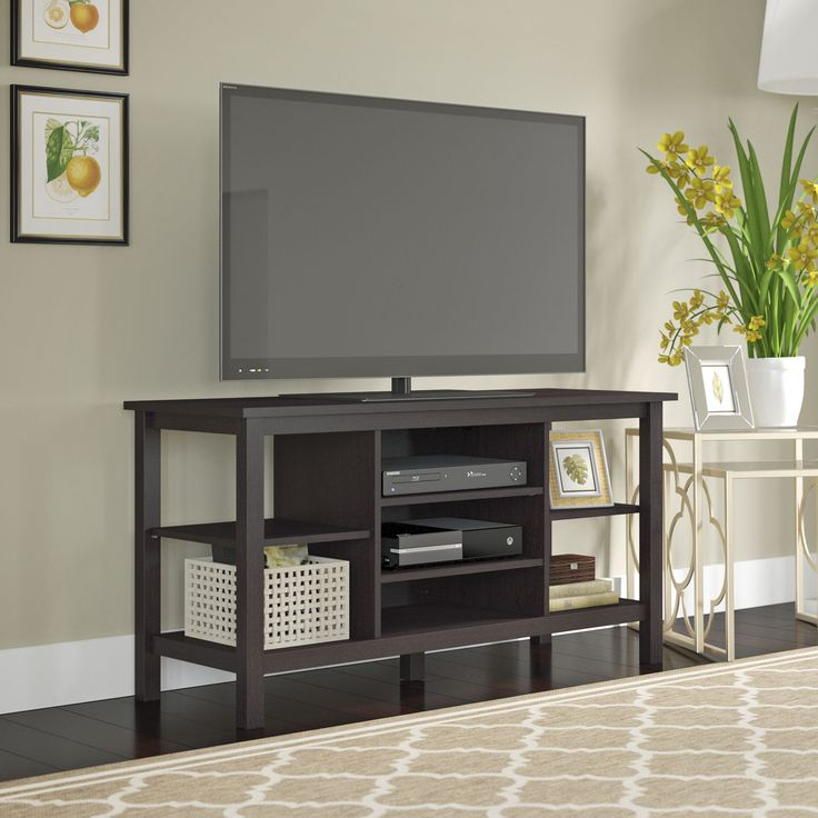 25+ Best Ideas About 55 Inch Tv Stand On Pinterest