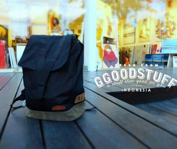 From Ggoodstuff,  handmade bag, indonesia bag