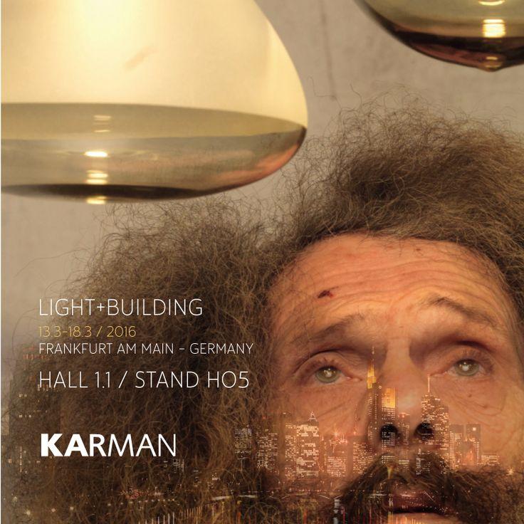 Light+Building 2016 www.karmanitalia.it www.rclicht.nl